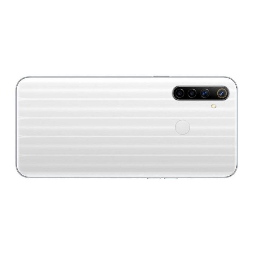 Realme Narzo 10 Compatible Full Body Replacement Housing (White)