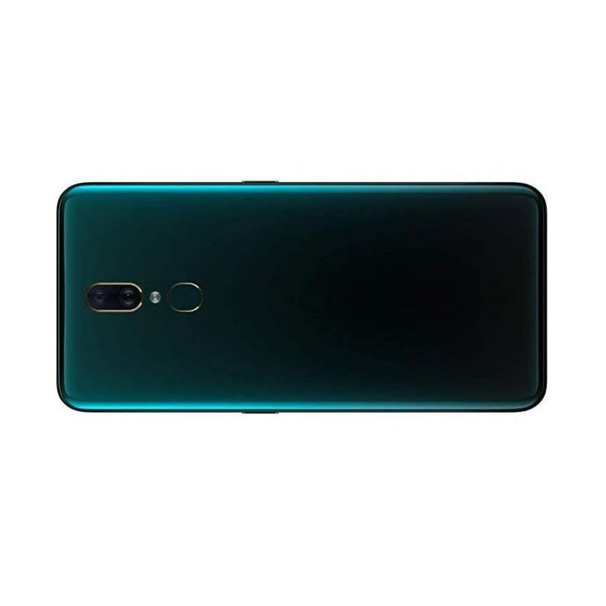 Oppo F11 Compatible Full Body Replacement Housing (Green)