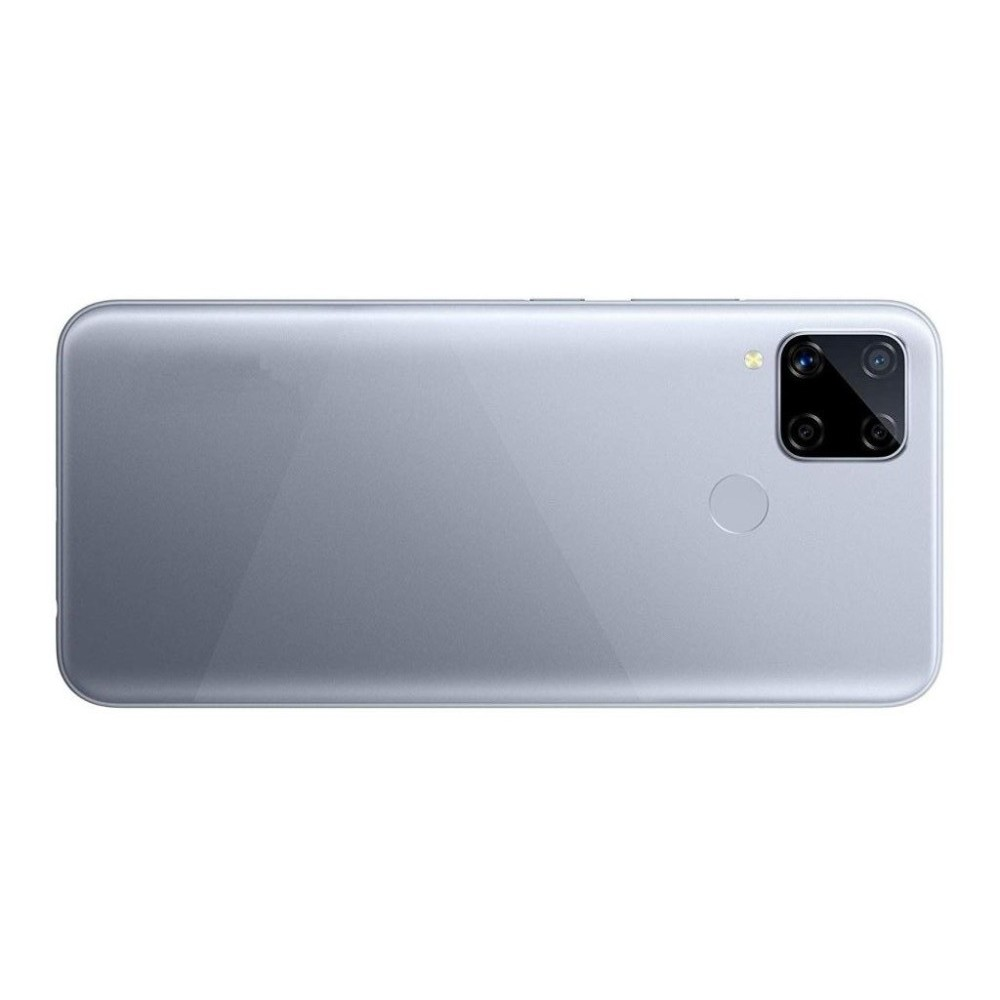 Realme C12 Compatible Full Body Replacement Housing (Silver)