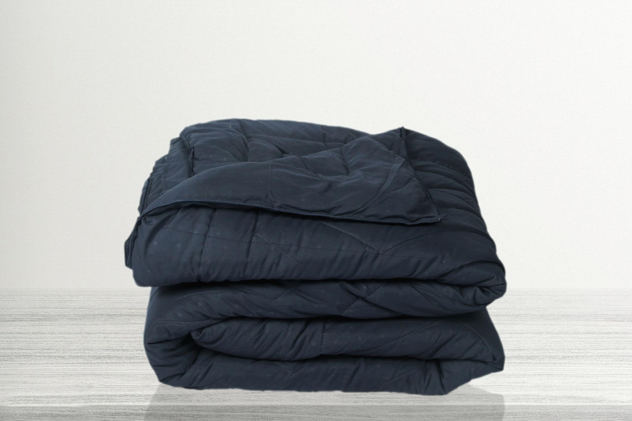 SLEEP STAR COMFORTER (154cm x 224cm SINGLE BED,AVALANCHE BLUE)