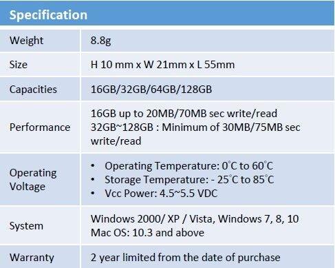 Pen Drive Hp 32GB X765W Plastic 3.0