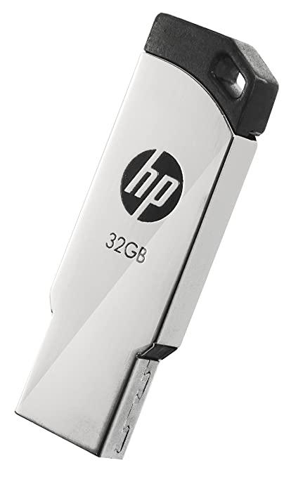 Pen Drive Hp 64GB V236w 3D Metal 2.0