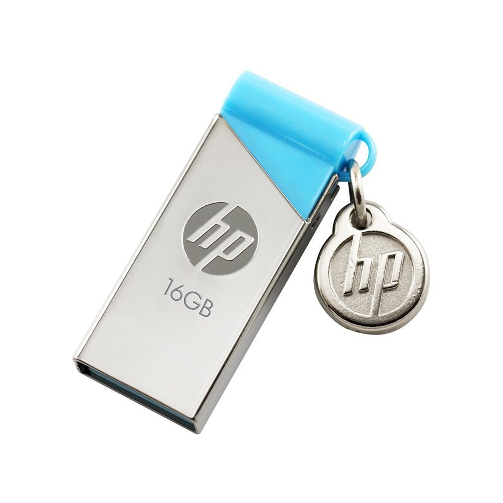 Pen Drive Hp 16gb V301w Metal 2.0