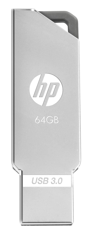 Pen Drive Hp 64GB X740W Metal 3.0