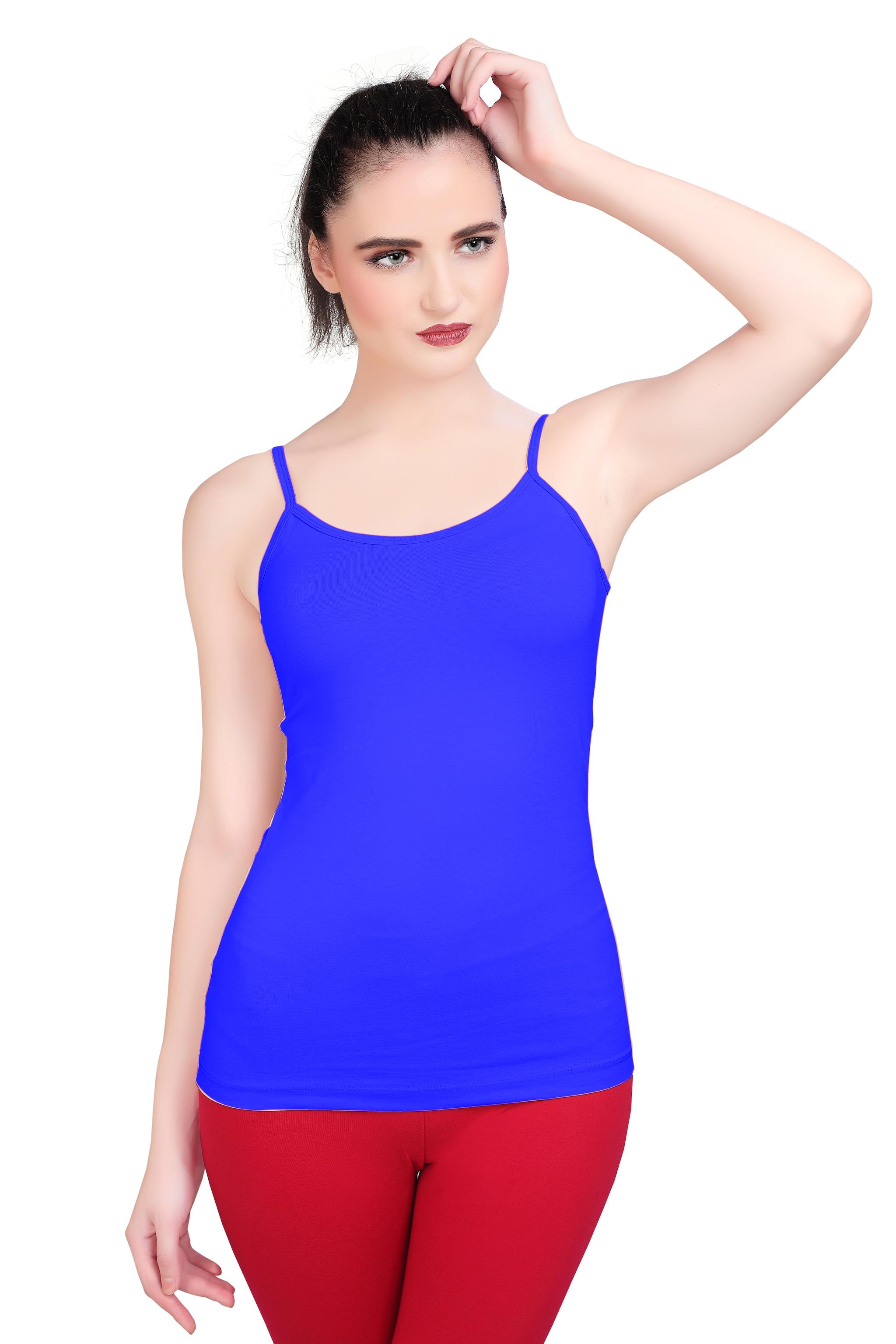 Thin Inner Strip (L,Royal Blue)