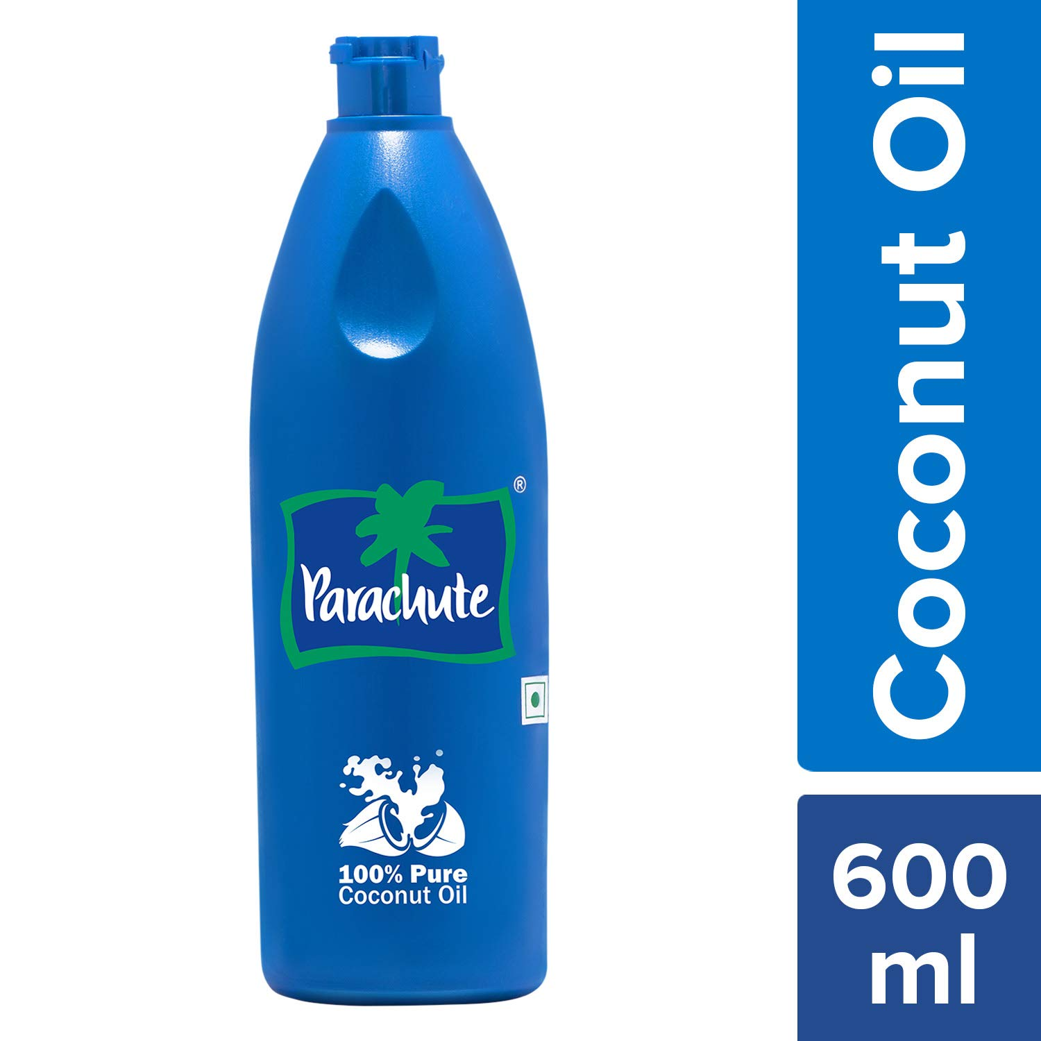 Parachute Coconut Oil Flip Top 600 Ml