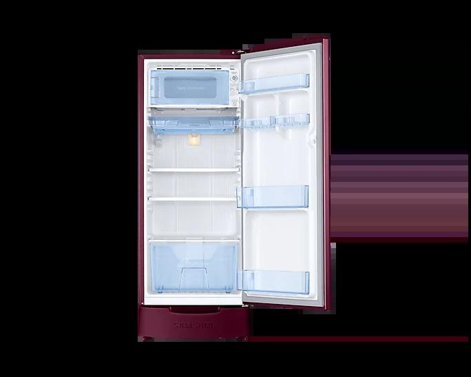 RR20T182YR8 Single Door With Stylish Grandé Design 192L