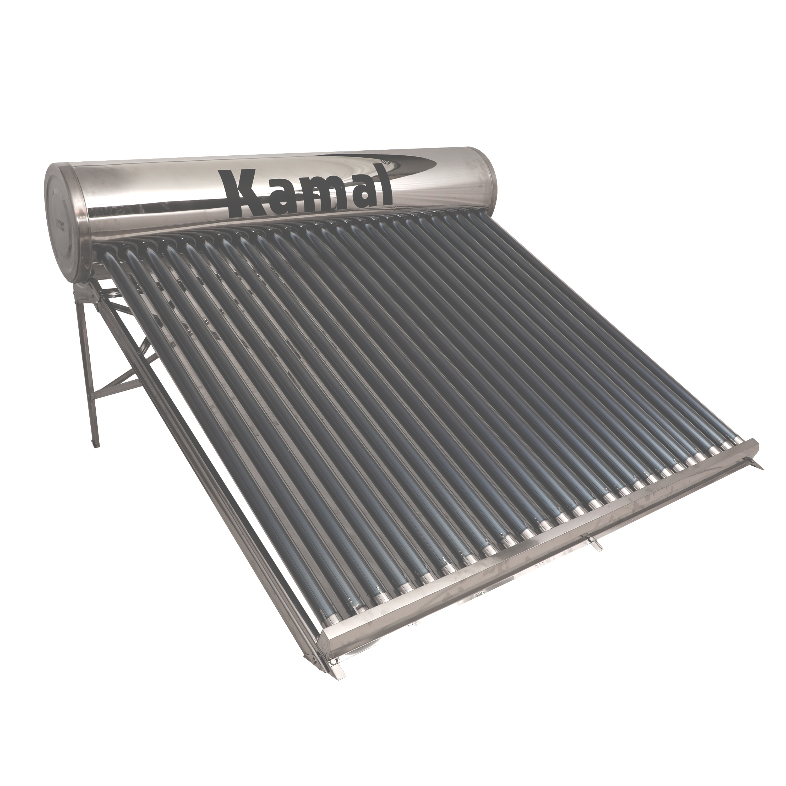 250LPD ETC Outer SS (Airvent) Solar Water Heater
