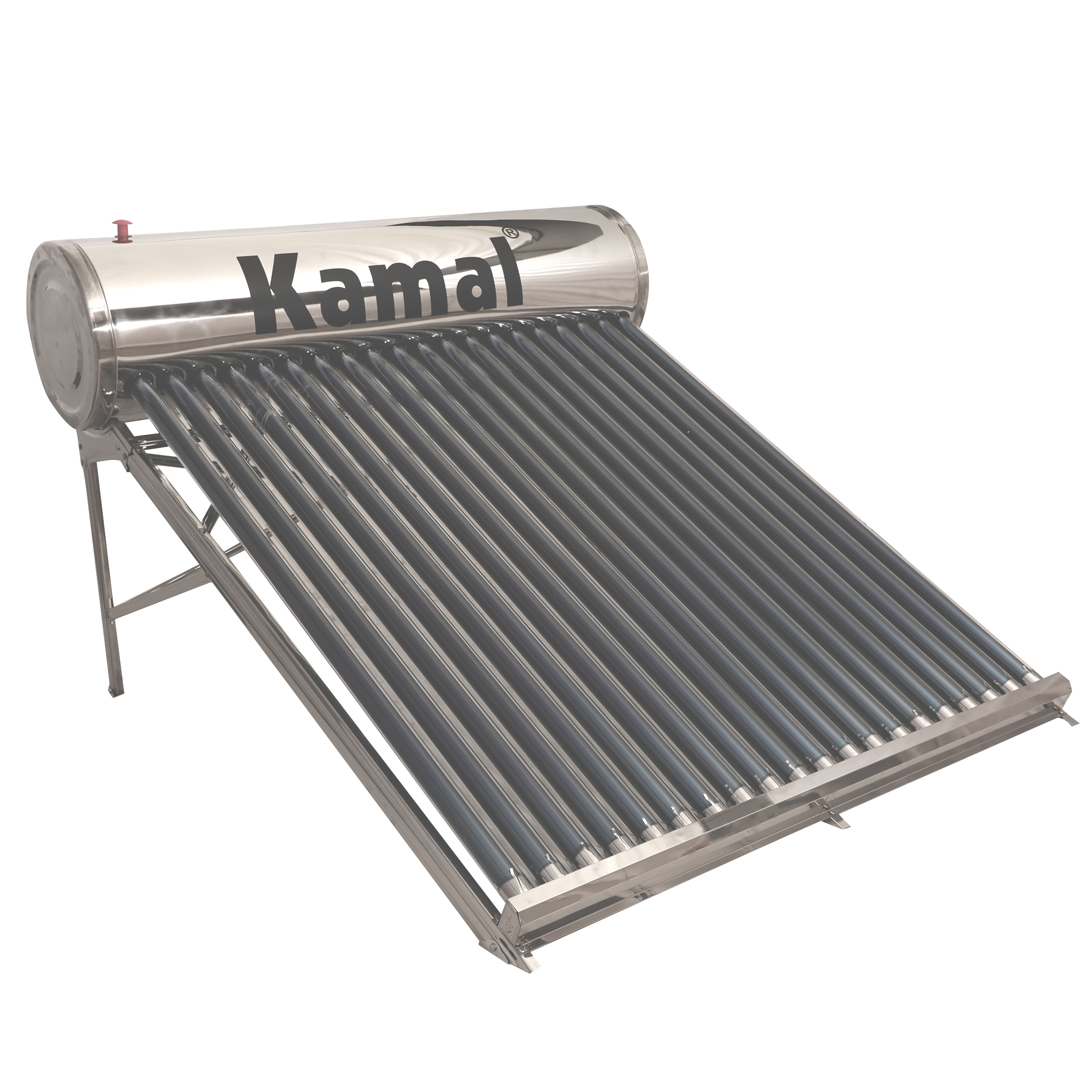 200LPD ETC Outer SS (Airvent) Solar Water Heater