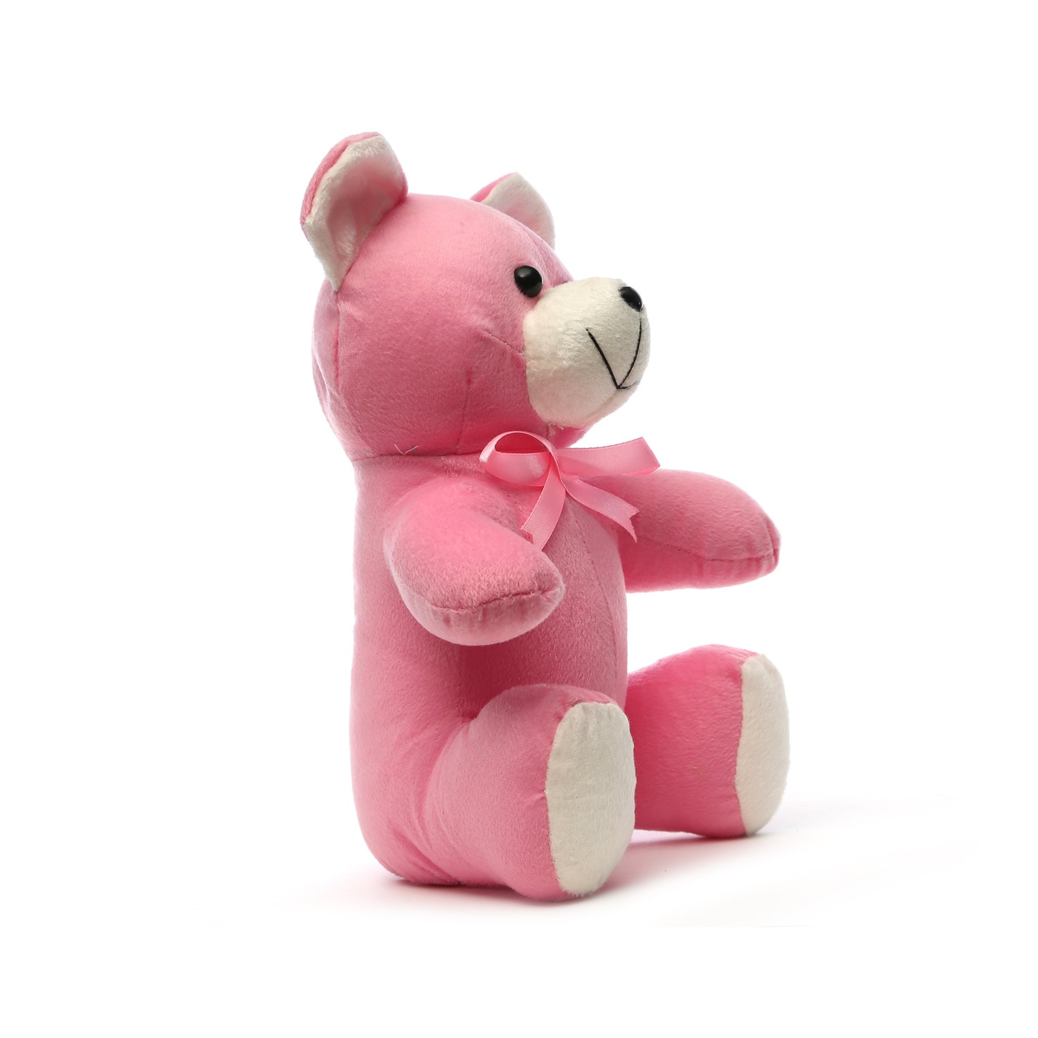 AT-1106-PINK TEDDY 28CM