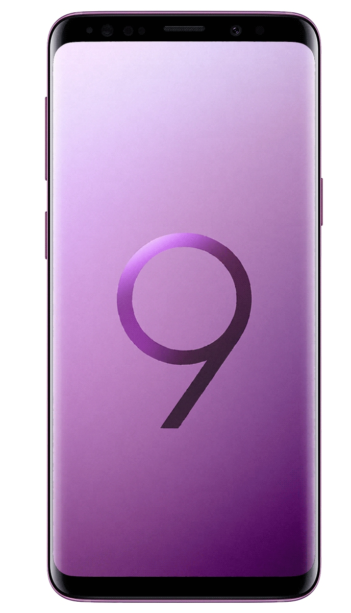 Samsung Galaxy S9 (RAM 4 GB, 128 GB, Lilac Purple) - SMART VALUE