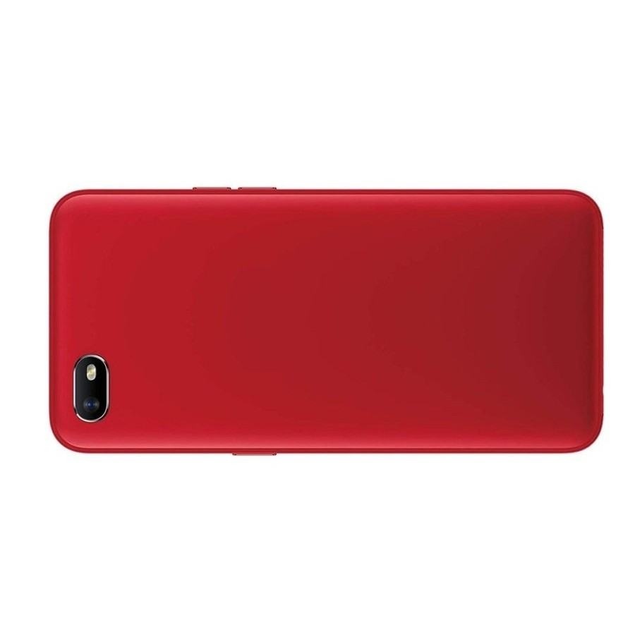 Oppo A1K Compatible Full Body Replacement Housing (Red)