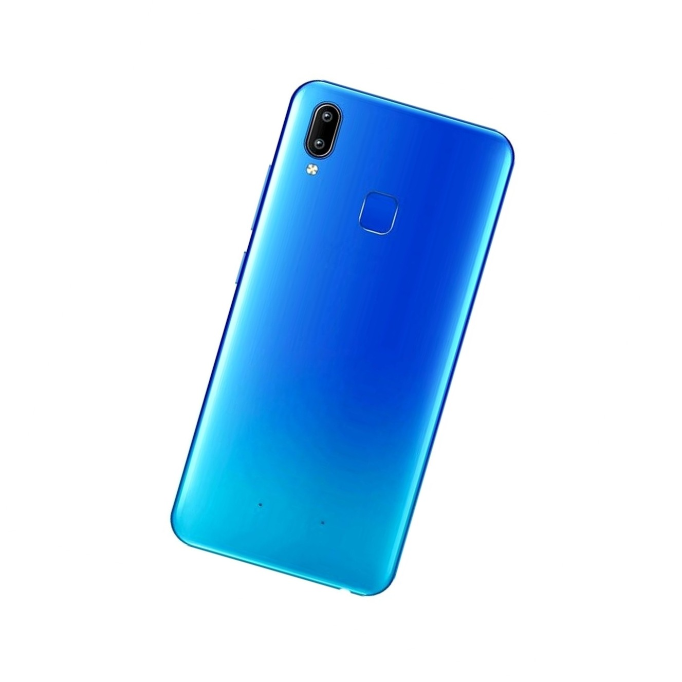Vivo Y91 Compatible Full Body Replacement Housing (Blue)