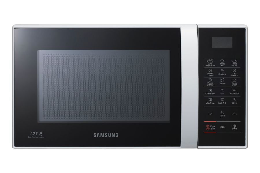 Samsung Convection 21 Litres Microwave Oven Black [CE76JD]
