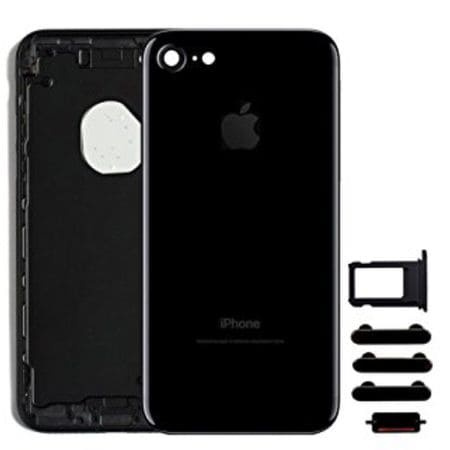 brand new 928f2 620d1 IPhone 6 To 7 Housing For IPhone 6 Jet Black Super Quality Original