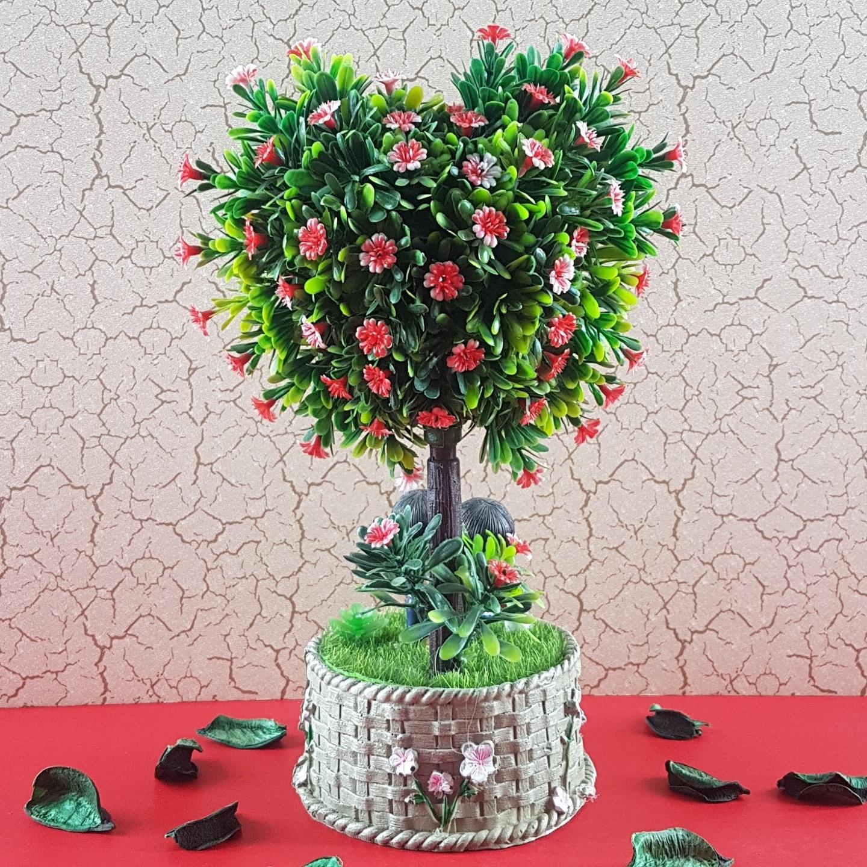 Artificial Flower Showpiece 01