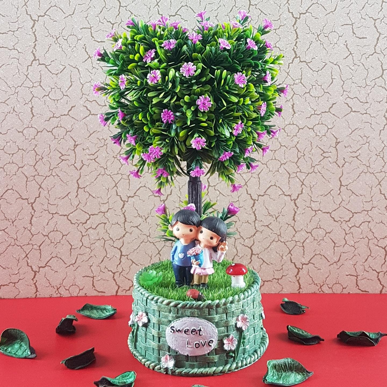 Artificial Flower Showpiece 02