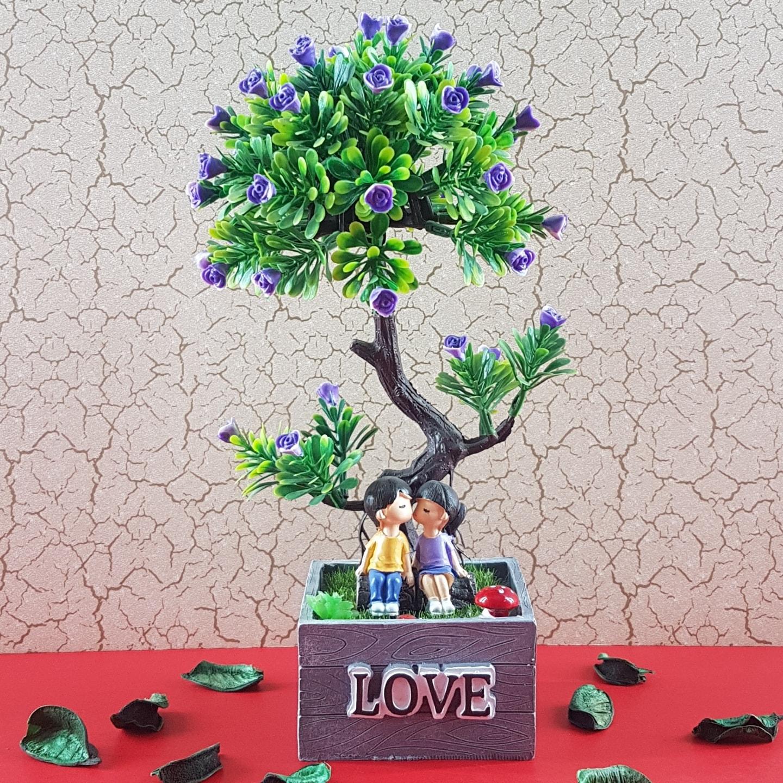 Artificial Flower Showpiece 05