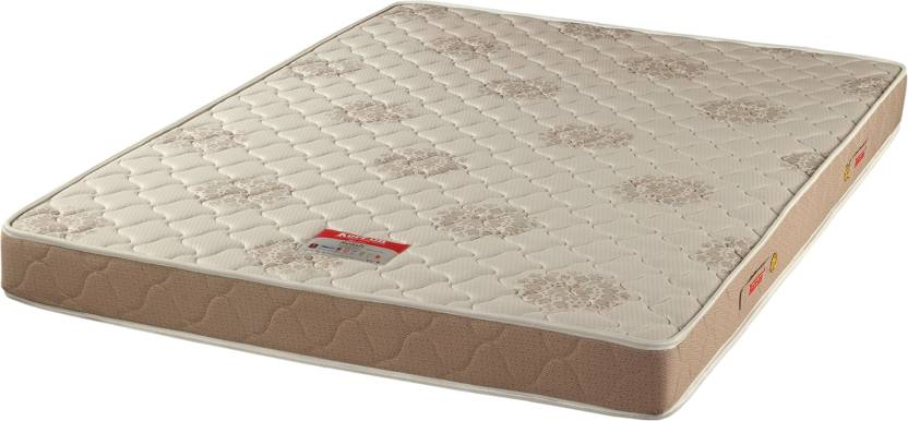 Kurl-on Relish 6 Inch Single Pocket Spring Mattress (72 x 48 x 6 inch)