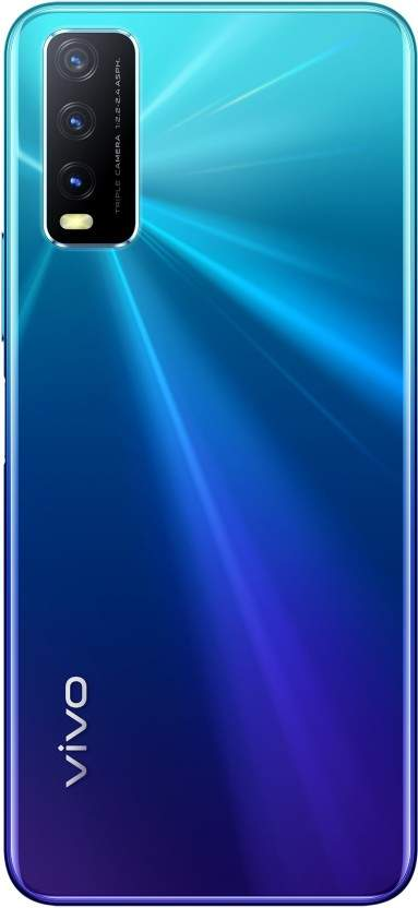 Vivo Y20i (RAM 3 GB, 64 GB, Nebula Blue)