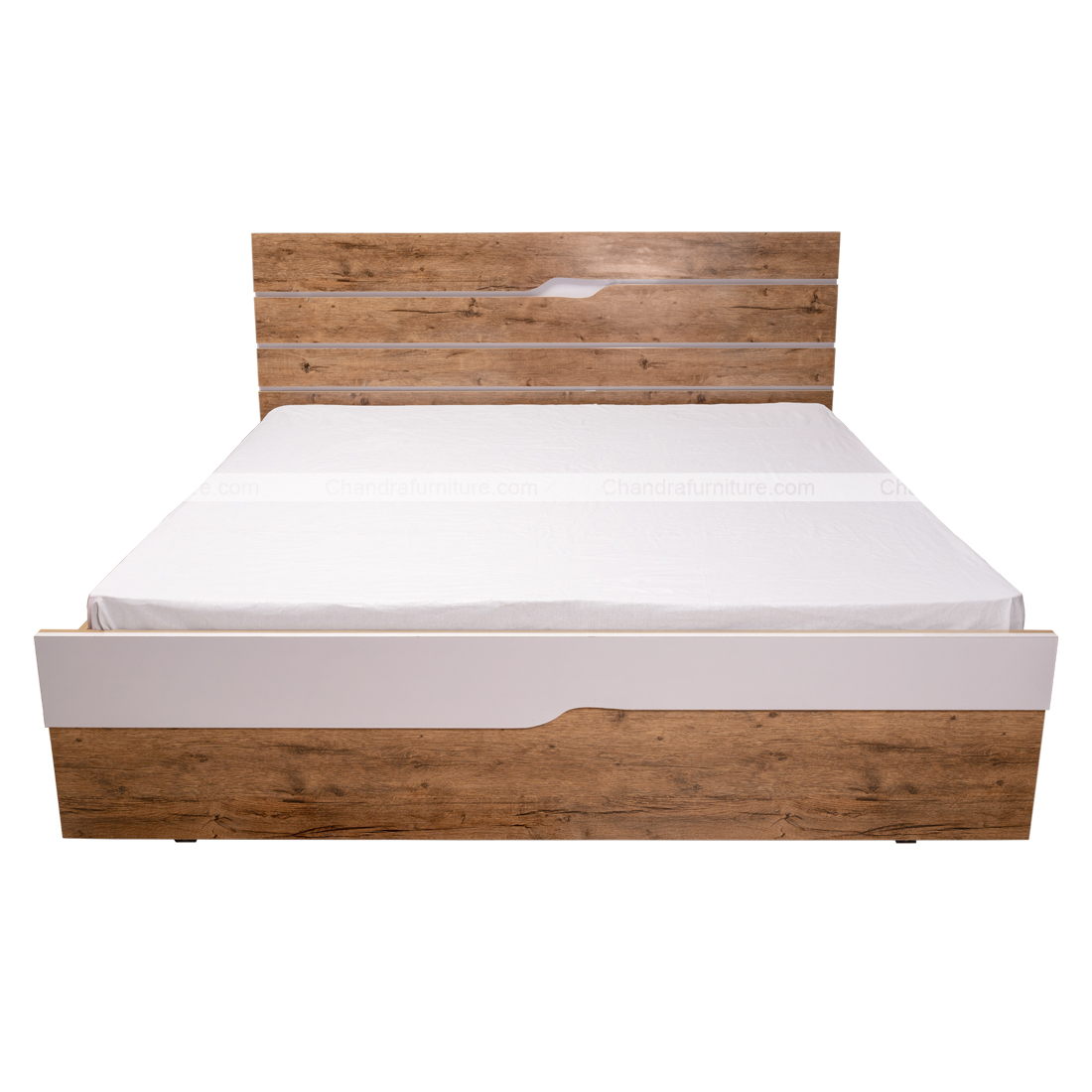 """CHANDRA FURNITURE KING SIZE BED """"CLS-12"""" With Hydraulic Open Storage"""