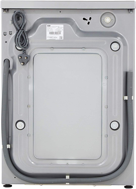 IFB 7 Kg Fully-Automatic Front Loading Washing Machine (Serena Aqua SXA LDT, Silver)