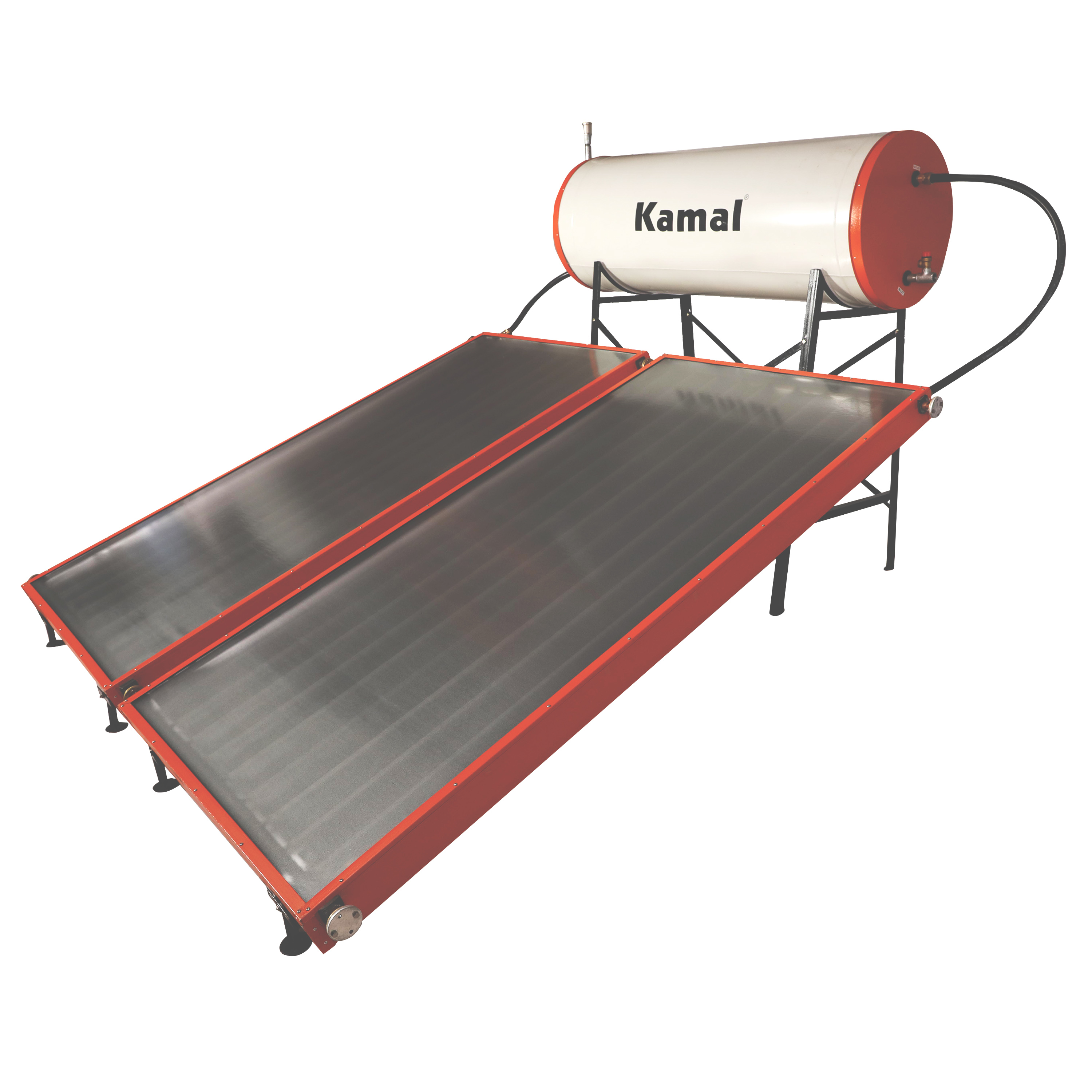 250LPD FPC Pressurized Solar Water Heater