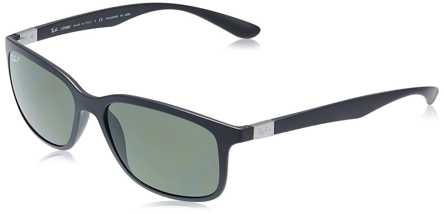 Ray Ban Liteforce RB4215 Sunglass Matte Black [601S/9A]
