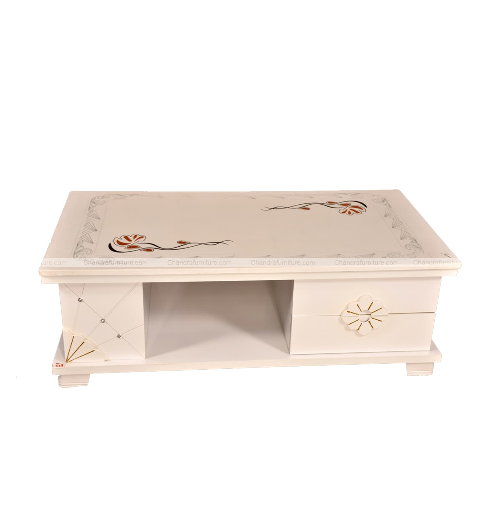 CHANDRA FURNITURE CENTER TABLE  219 (Marble)