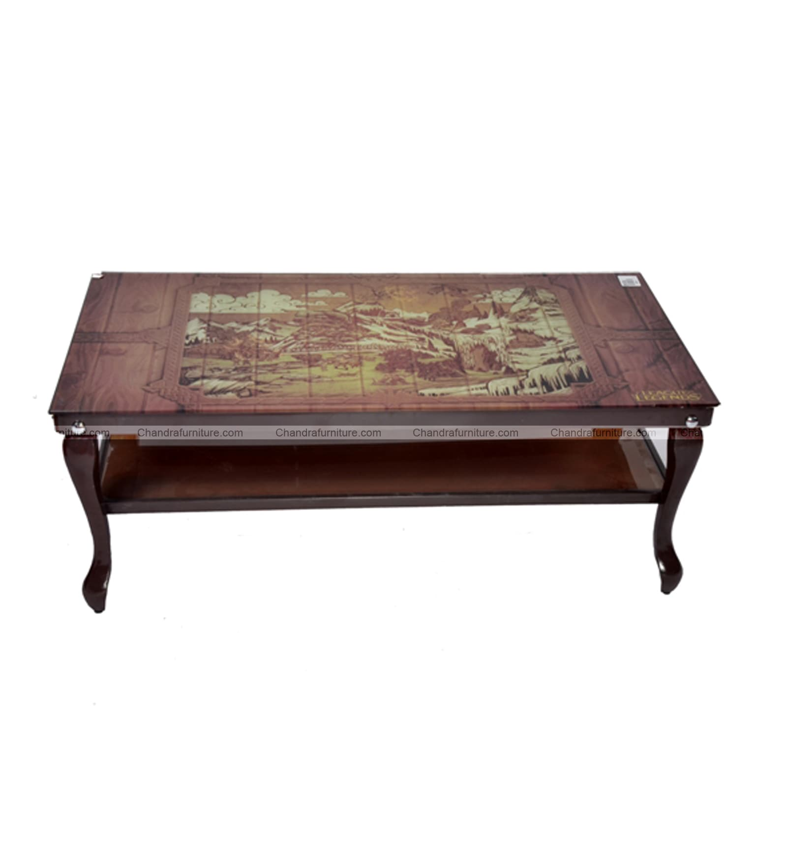 CHANDRA FURNITURE CENTER TABLE  C-08#
