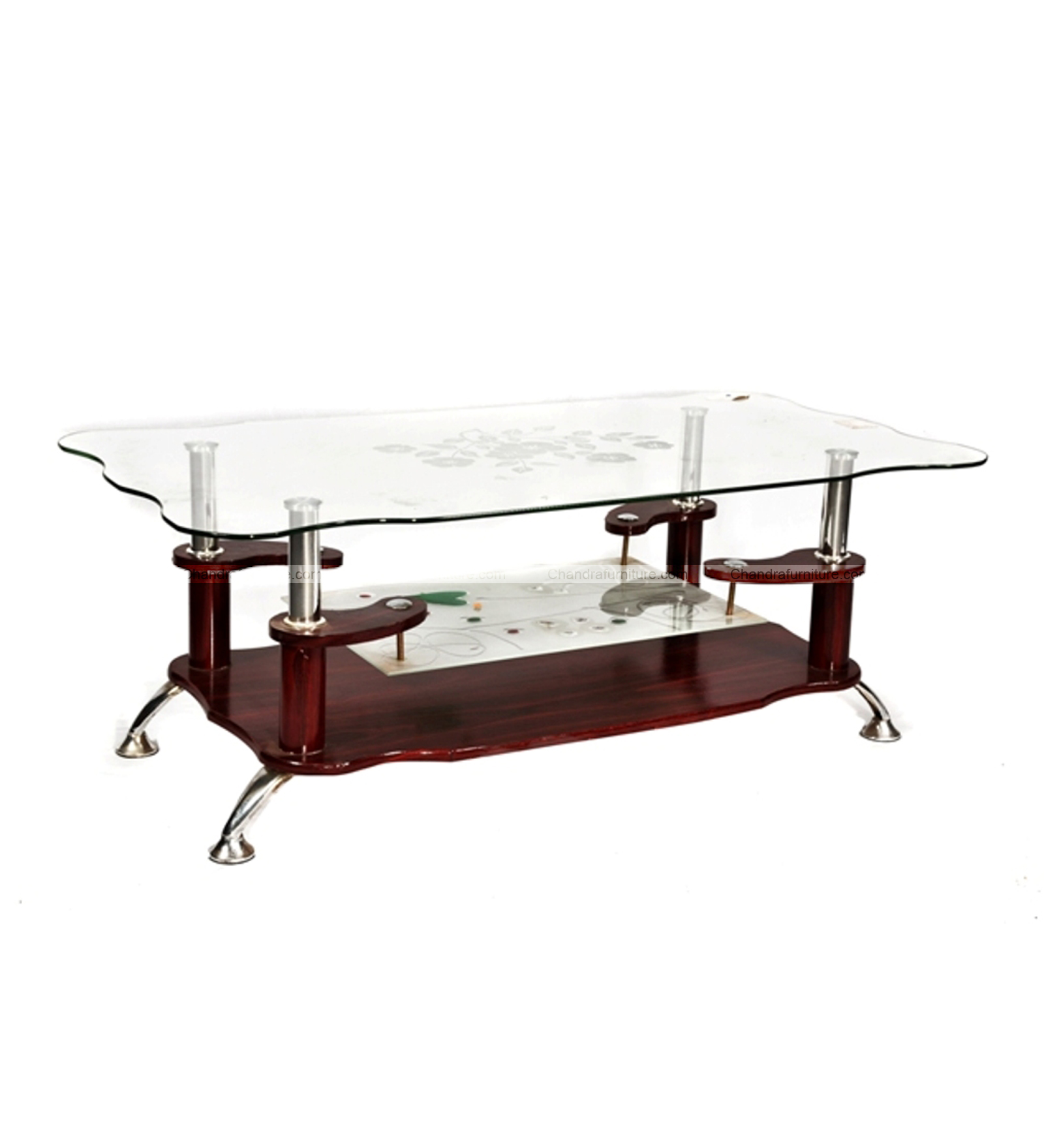 CHANDRA FURNITURE CENTER TABLE  D10
