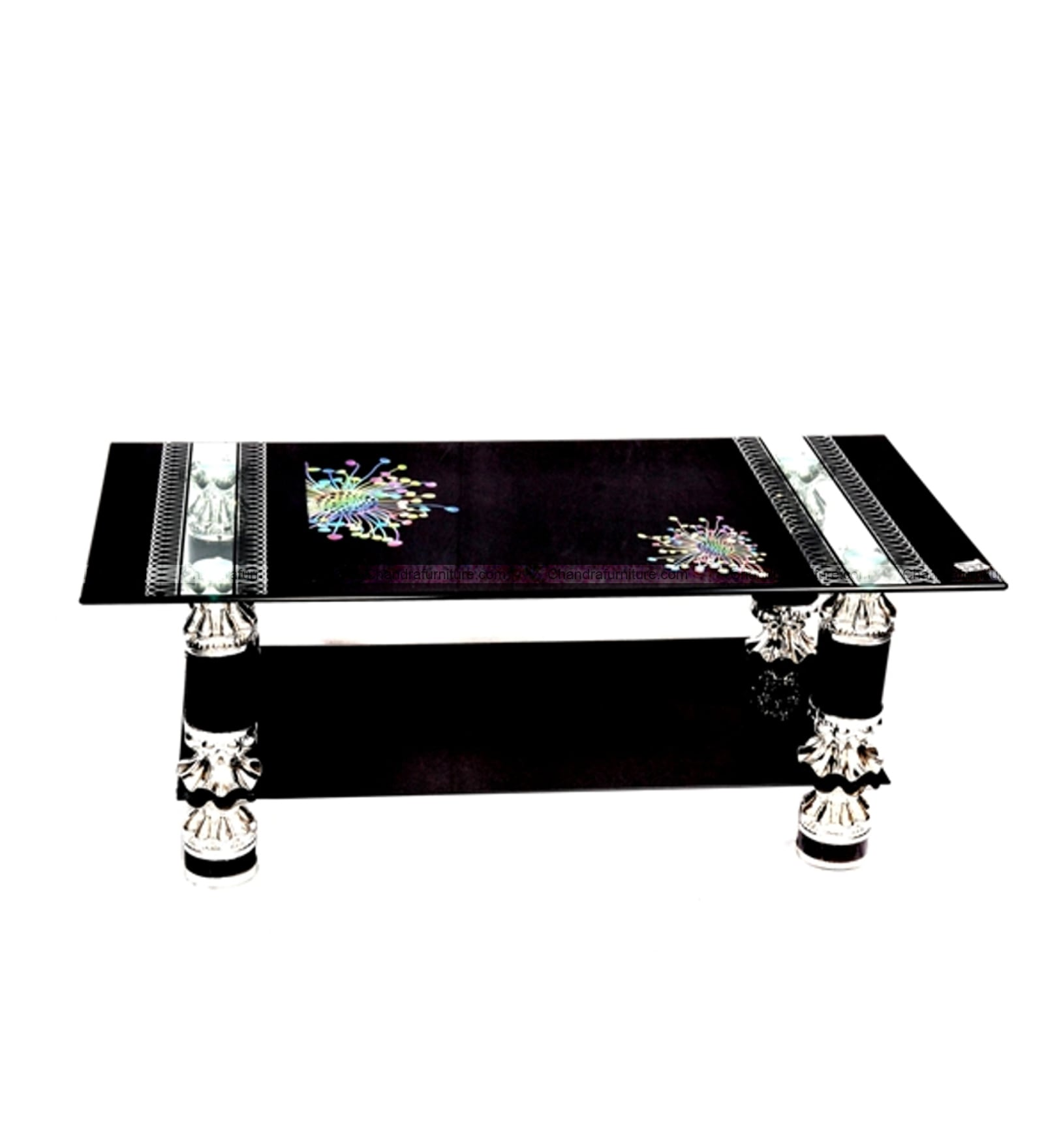 CHANDRA FURNITURE CENTER TABLE  F-50 SMALL (1)