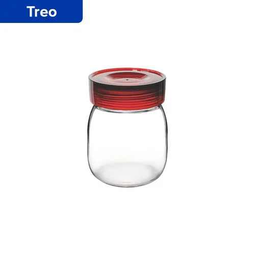 Treo Glass Jar 1