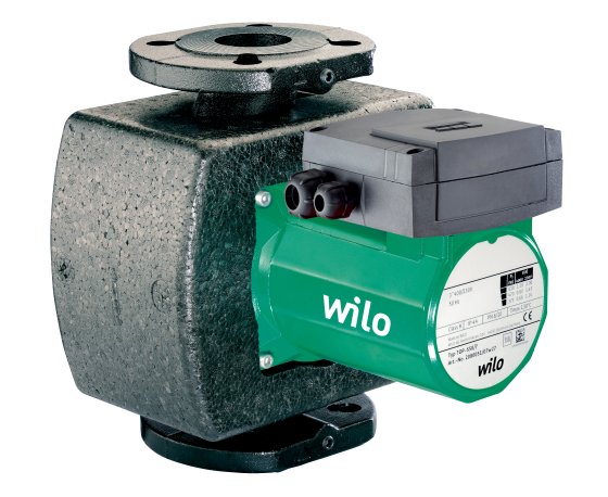 Hot Water Circulation Pump, TOP-S, -10 To 110 Deg Celcius