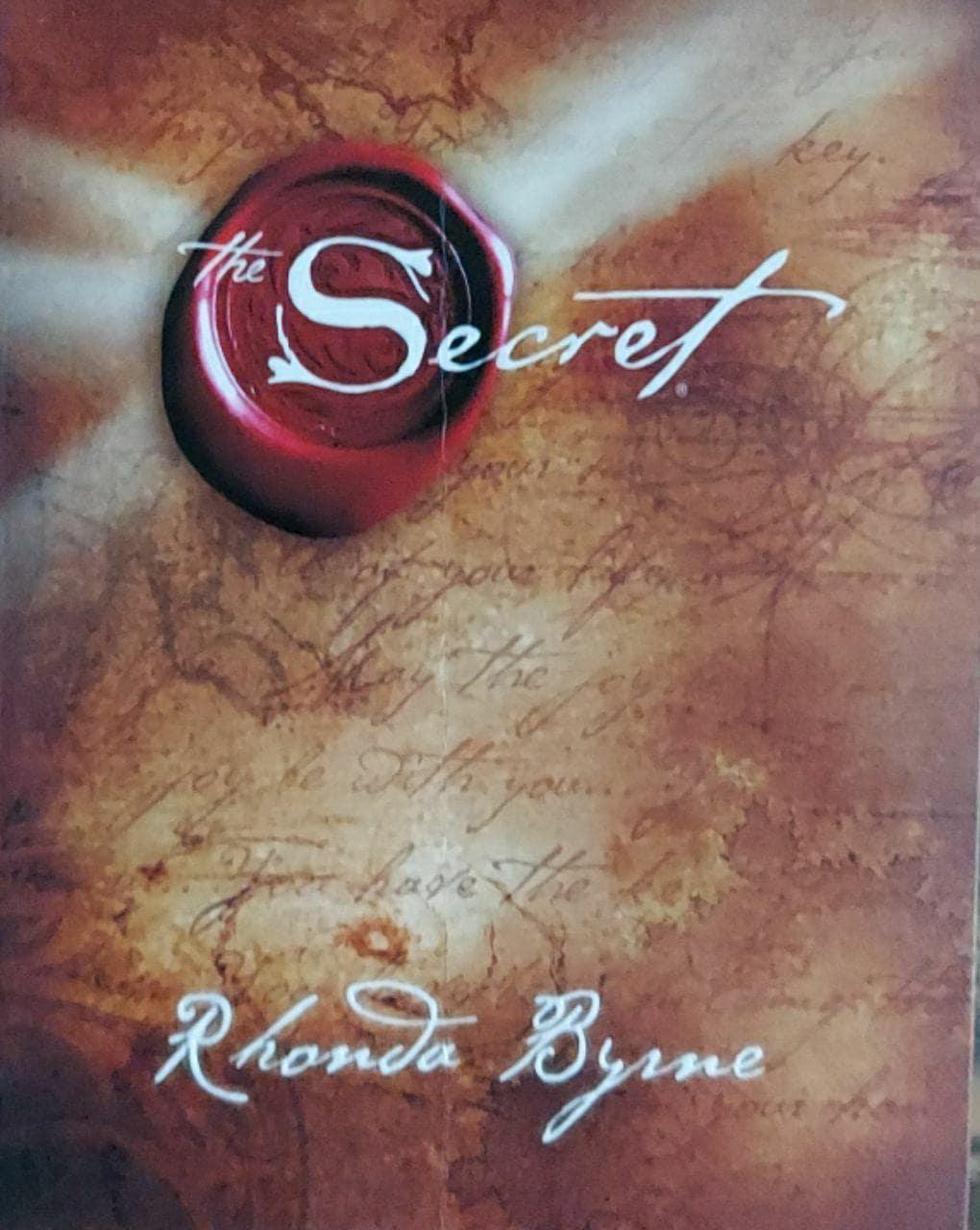 THE SECRET, Rhonda Byrne