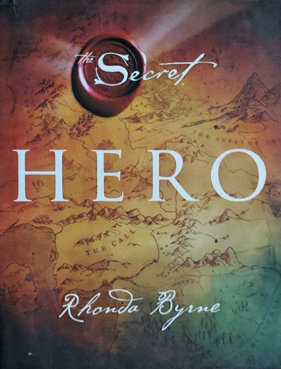 SECRET: HERO (ENGLISH MEDIUM), Rhonda Byrne