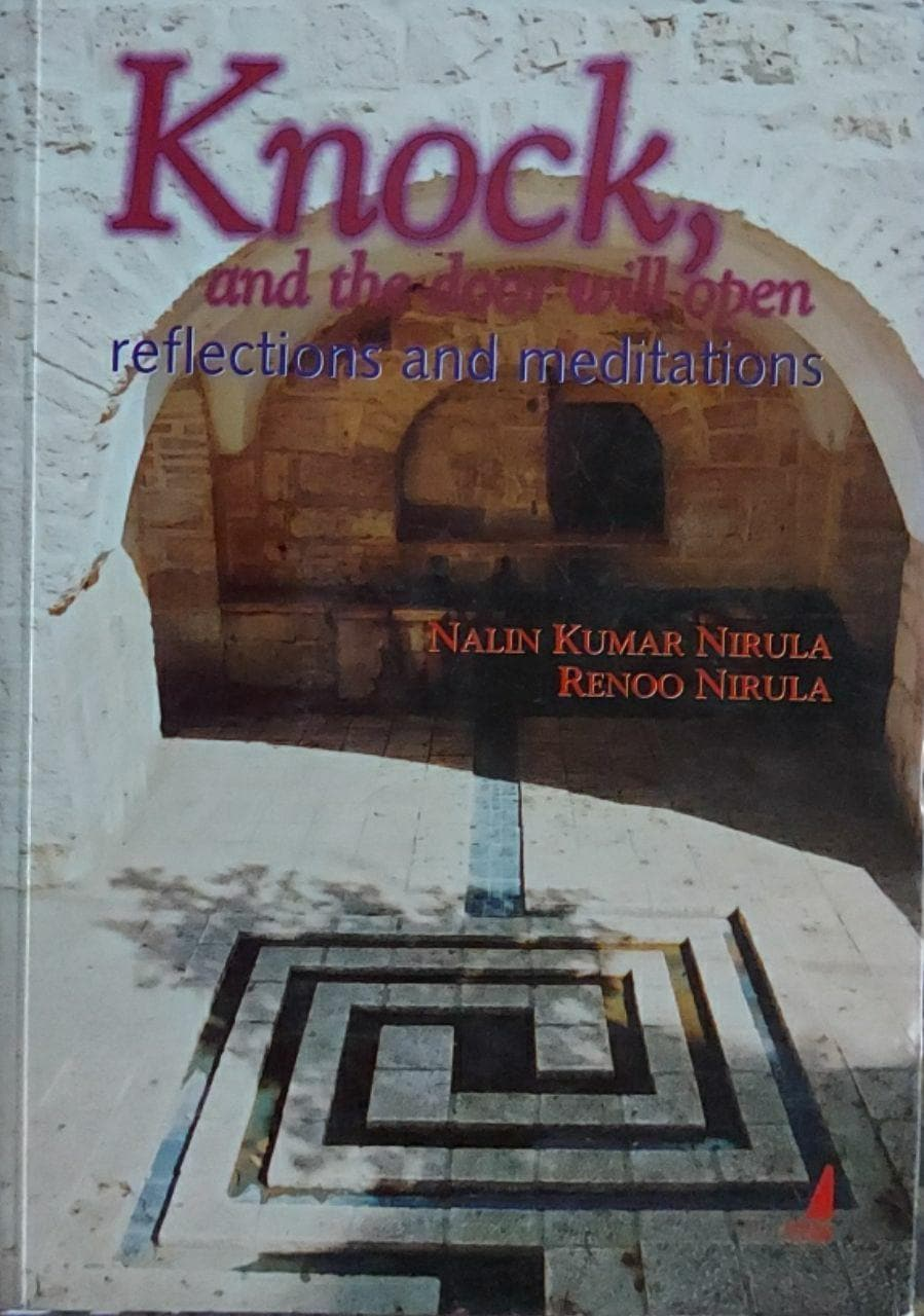 Knock And The Door Will Open: Reflections And Meditation, VIVA BOOKS PVT LTD