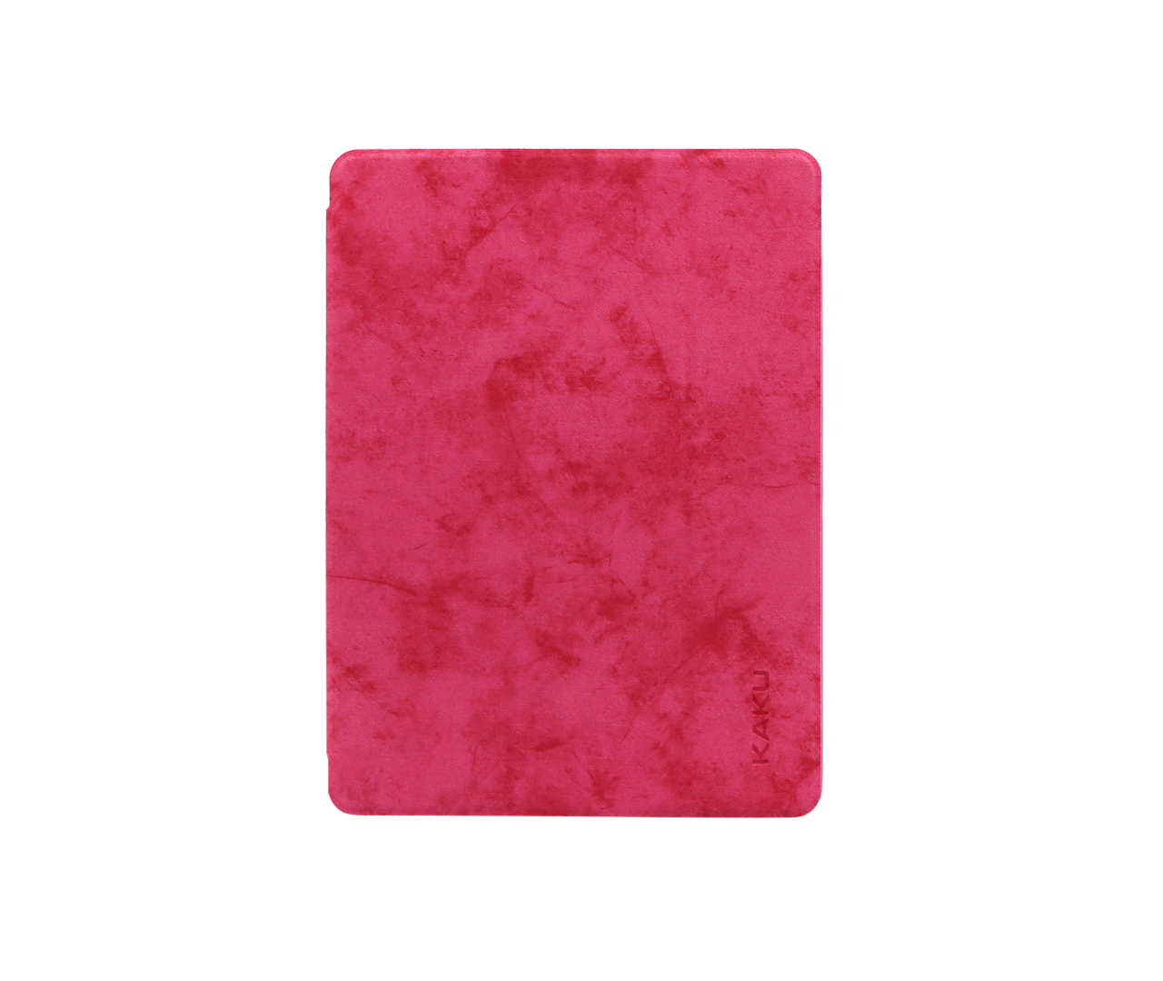 IKAKU Pen Slot Series Flip Cover For Ipad Mini 4 / A1538 / A1550 (Red)