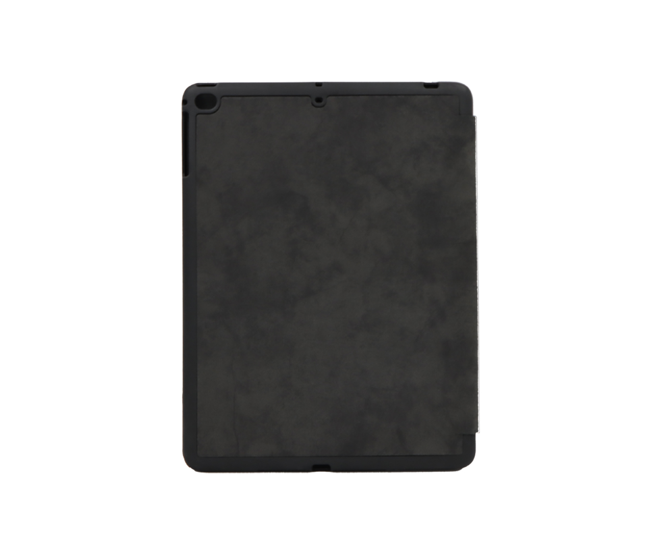 IKAKU Pen Slot Series Flip Cover For Ipad 5 (5th  Generation) / A1822 / A1823 (Black)