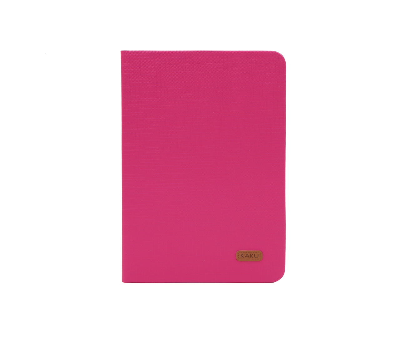 IKAKU Silk Series Flip Cover For Ipad Mini 2 / A1489 / A1490 / A1491 (Pink)