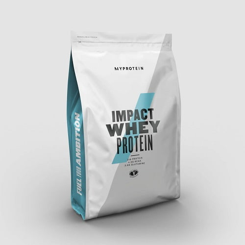 Myprotein Impact Whey Protein, Coffee, 2.5Kg (100 Servings)
