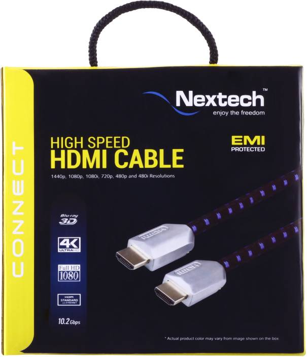 NEXTECH HDMI CABLE 5 METER FOR 4K NC95