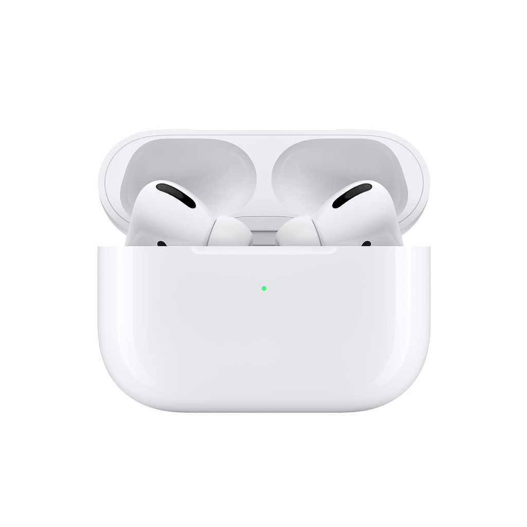 Apple Airpods Pro Truly Wireless Earbuds With Wireless Charging Case (MWP22HN/A, White)