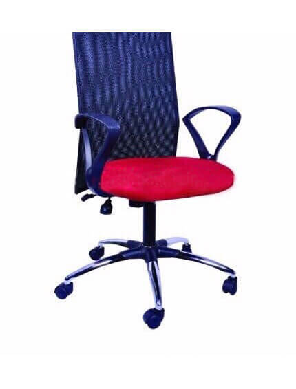 Office Chair Netted Set Of 30