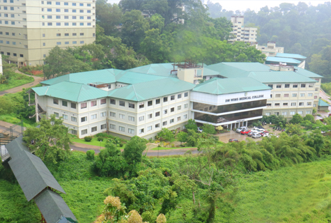 DM Wayanad Institute Of Medical Sciences, Wayanad(DMM)