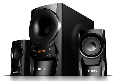 Philips 2.1Ch Multimedia Speaker [MMS6080B/94]