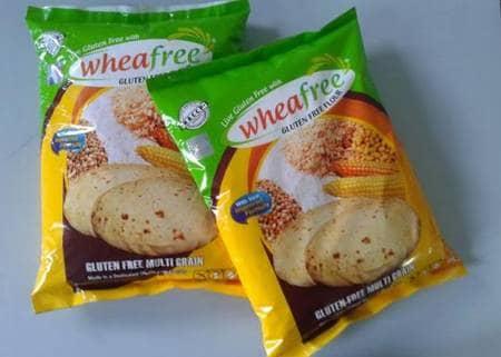 Wheafree Gluten Free Atta/Flour 1Kg