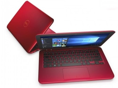 Dell Inspiron 11 3000 Series Laptop Red [3162P4500iR1]