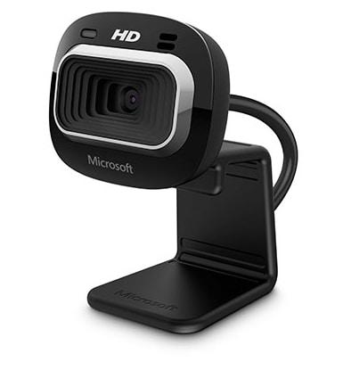 Microsoft LifeCam HD-3000 Webcam [T3H-00014]