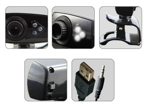 Zebronics Viper Plus Webcam